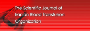 Scientific Journal of Iran Blood Transfus Organ
